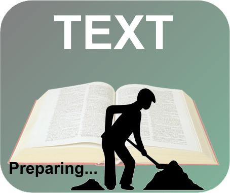 txt preparing
